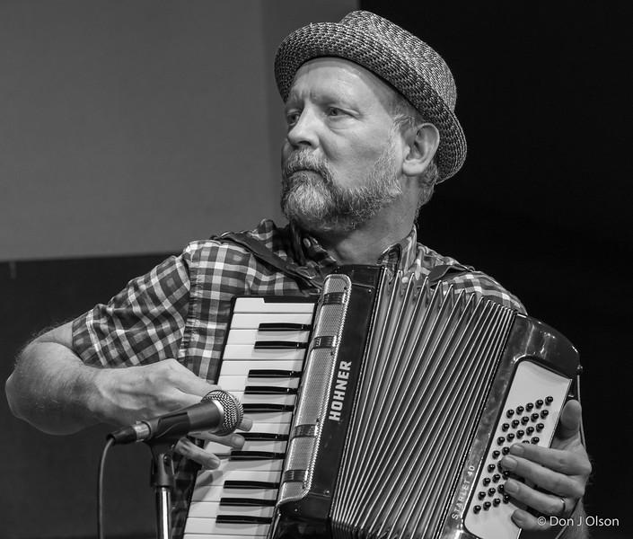 Peter J. Sands, The Last Waltz Annual Summer Show at Como Pavillion