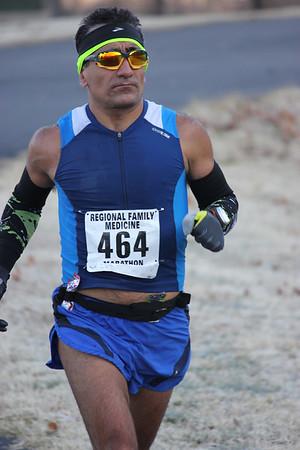 White River Marathon 2012