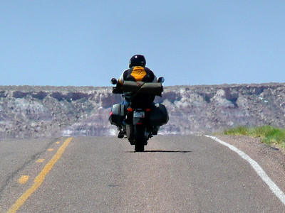 Four Corners Motorcycle Tour 2009