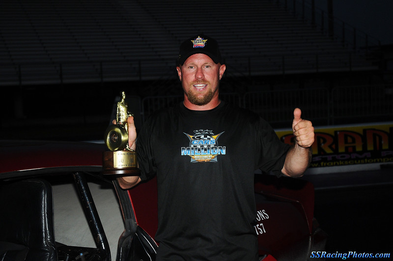 The Royal Purple Raceway 2013 King of the Track - Jason Patterson