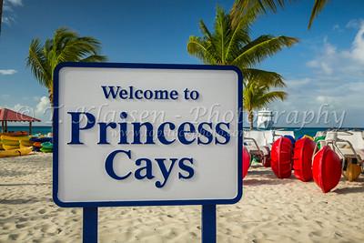 Bahamas, Princess Cays