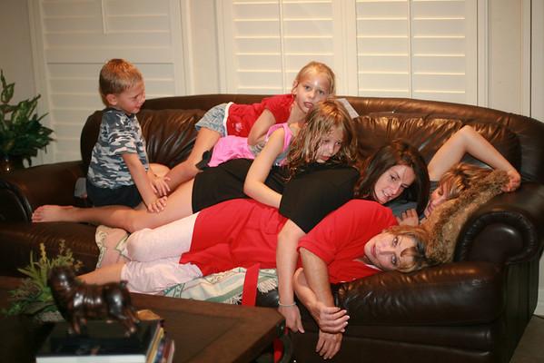 Summer 2009-San Antonio