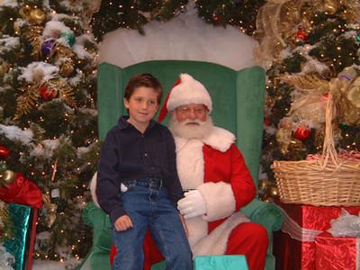Max and Santa