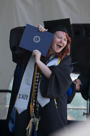 CSUMB Graduation 2012