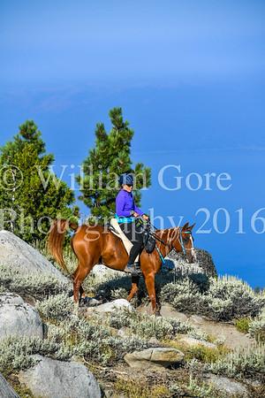 Tahoe Rim ~ Bill Gore