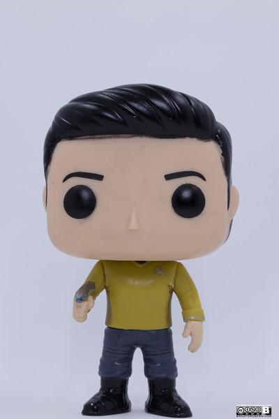 Pop! Movies: Star Trek Beyond - Sulu