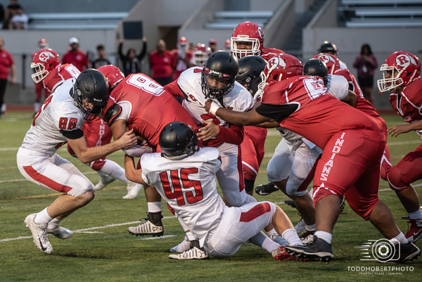 Orting Football Vs Renton Away 2019