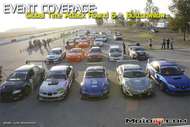 Global Time Attak Round 6 - Buttonwillow II