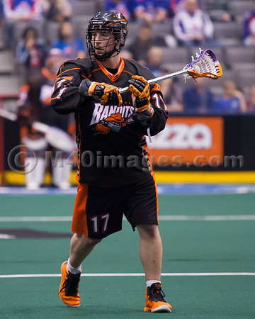 Buffalo Bandits @ Toronto Rock NLL East Semi-Final  03 May 2014