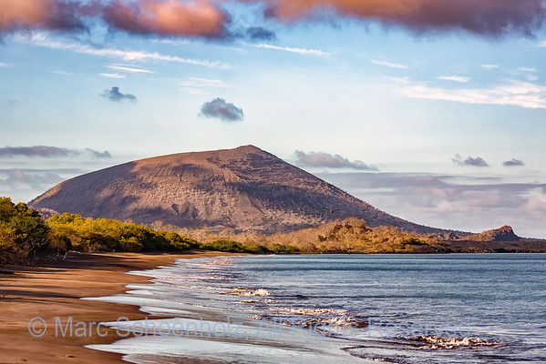 Galapagos IV - Island of Santiago, Espumilla Beach, Puerta Egas