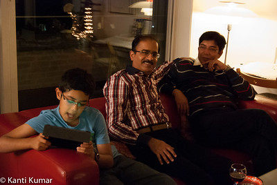 2014-11-Dinner with friends