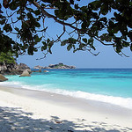 Beautiful beach, Similan Islands