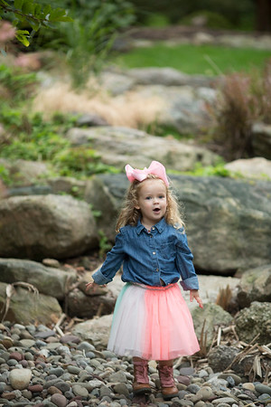 Daisie 3 Year Session