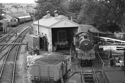 Swanage Railway 2012