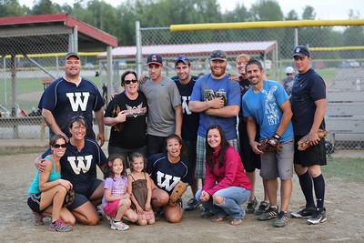 Wasilla Coed Softball