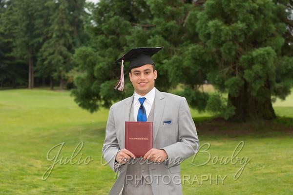 140614 Sebastian Graduation Party