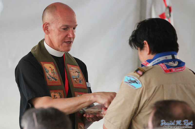 A Scout is Reverent