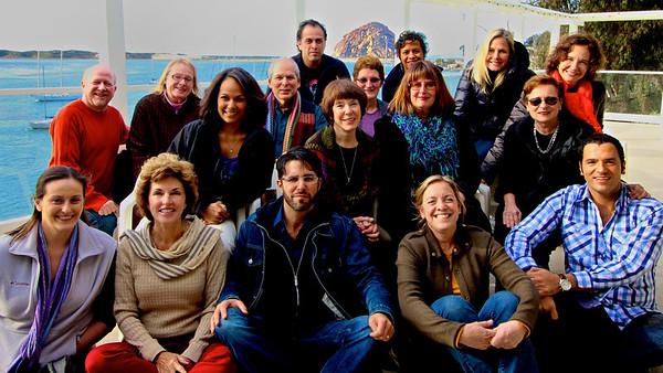 Sam Horn's Strategic Retreat, January 2013 Morro Bay, California