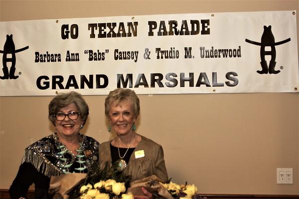 2017Montgomery Co. HLSR Go Texan Parade
