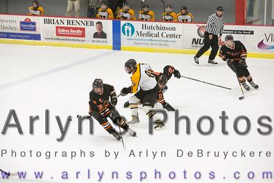 Hutch Boys Hockey vs Delano