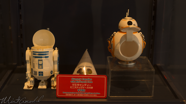 Disneyland Resort, Tokyo Disneyland, Tomorrowland, Tomorrowland Terrace, Star Wars, BB-8, R2-D2