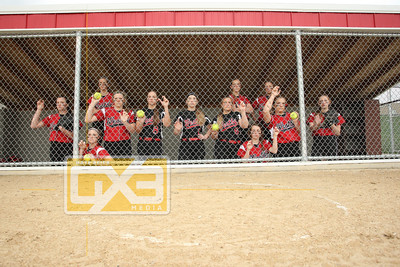 Westby softball SB16