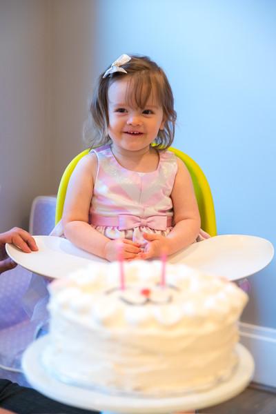 Adaline's 2nd Birthday