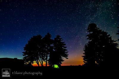 2015_07_14 - Wilderness State Park - Time-lapse