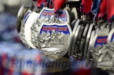 Miscellaneous Photos - 2015 Detroit Marathon
