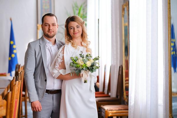 Cununie Mihaela și Vlad - Gura Humorului