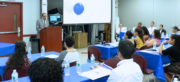 Touro Orientation for new students 2015