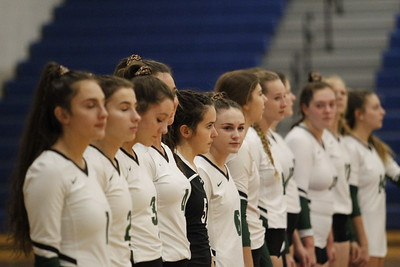 HS Sports - 19 Volleyball District Semis at Lincoln Park