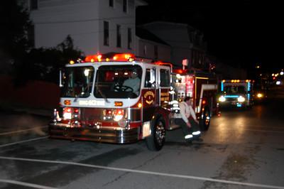 PORT CARBON GARAGE FIRE 5-12-08 PICTURES by COALREGIONFIRE
