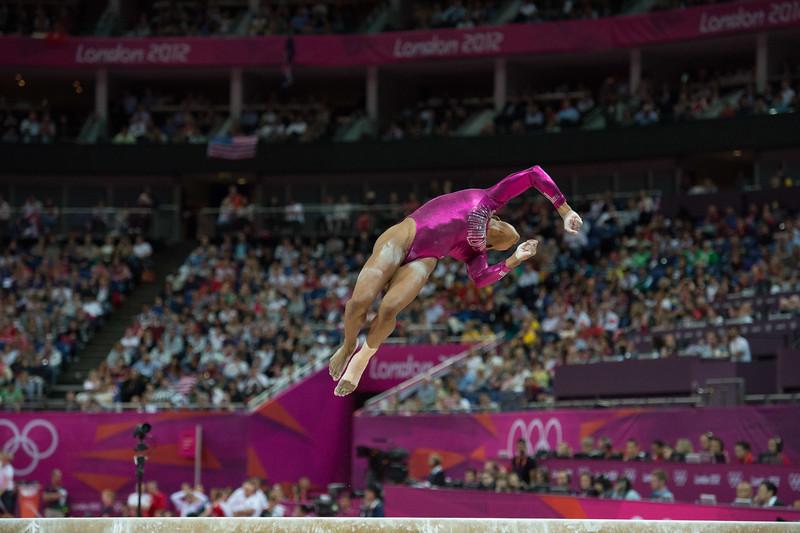 __02.08.2012_London Olympics_Photographer: Christian Valtanen_London_Olympics__02.08.2012__ND43803_final, gymnastics, women_Photo-ChristianValtanen