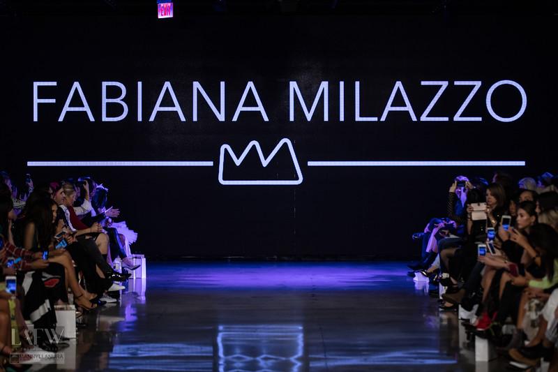 LAFW SS19 Fabiana Milazzo