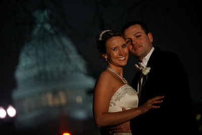 4.- First Dance at Capitol Bldg.