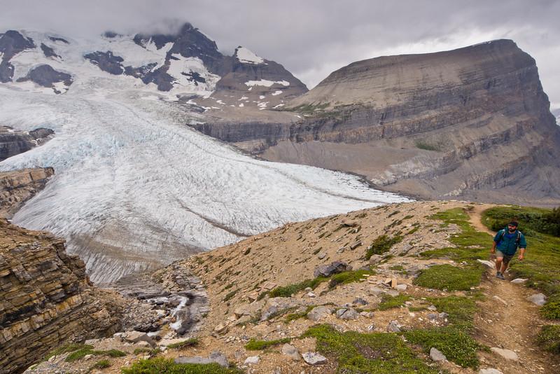 Snowbird pass trail