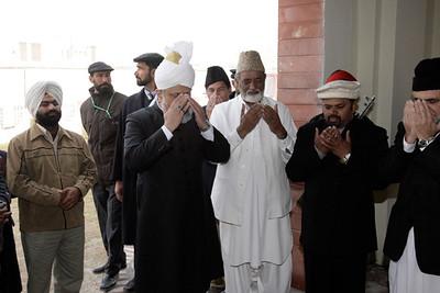 Sarai Tahir Dedication