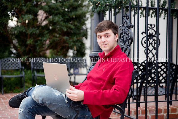 Mason, Senior Portraits