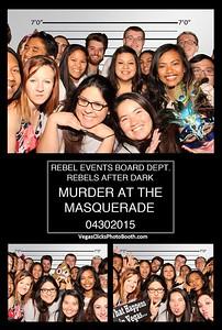 UNLV Murder at the Masquerade