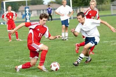 West Soccer Seniors 2010