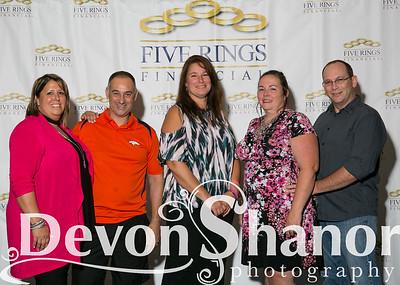 Five Rings August 2017