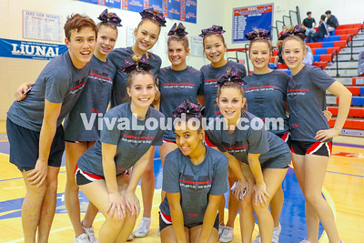 Cheer: Heritage at Dulles Districts (10.19.2017) By Jeff Scudder)