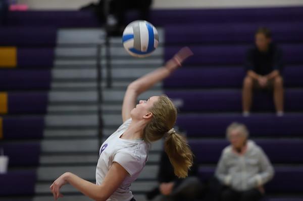 Volleyball Frosh vs Delton-Kellogg - KCHS - 10/23/18