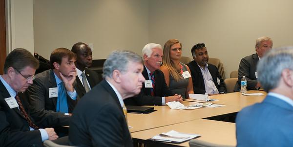 Board of Regents Economic Development Committee Visit
