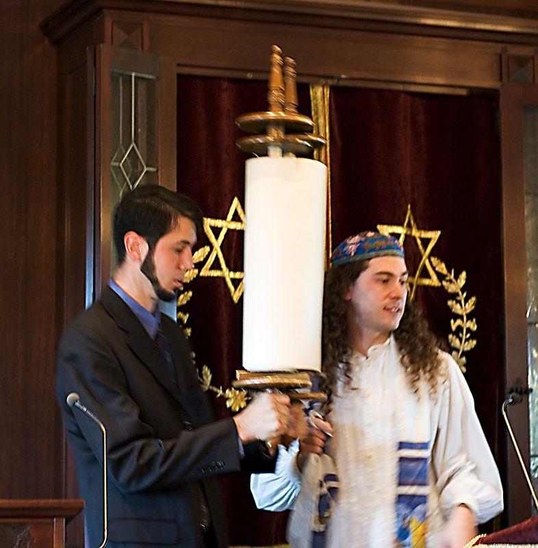 Raising the Torah   (May 28, 2005, 10:08am)