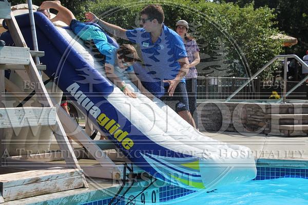 August 24 - Pool Games