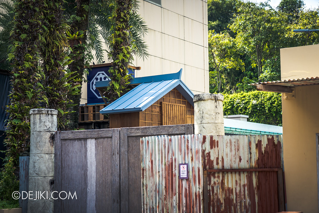 Halloween Horror Nights 8 - Haunting Of Oiwa haunted house