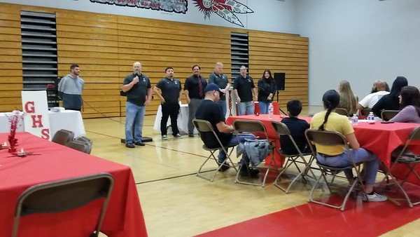 2020 Wrestling Banquet
