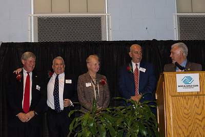 Tom's Induction to the Boys and Girls Club of Manchester Hall of Fame
